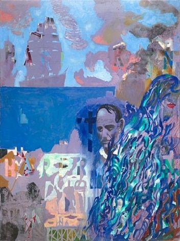 http://jensen-beds.com/ like this Scandinavian art. Hommage à Baudelaire, Hårprakten by Håkon Bleken