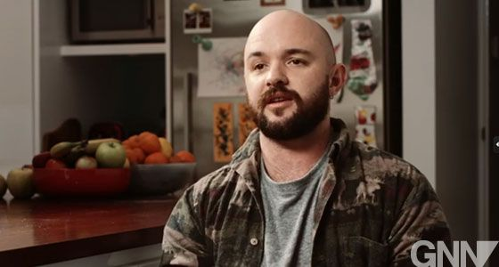 WATCH: Jeremy Wiggins opens up about being trans for Movember