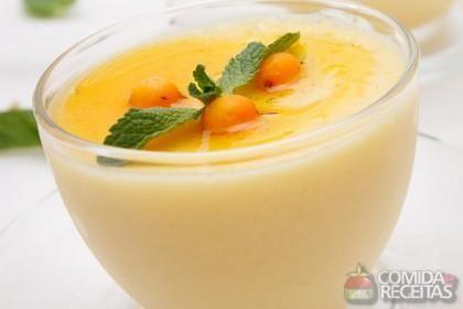 Receita de Mousse de abacaxi com laranja em receitas de musses, veja essa e outras receitas aqui!