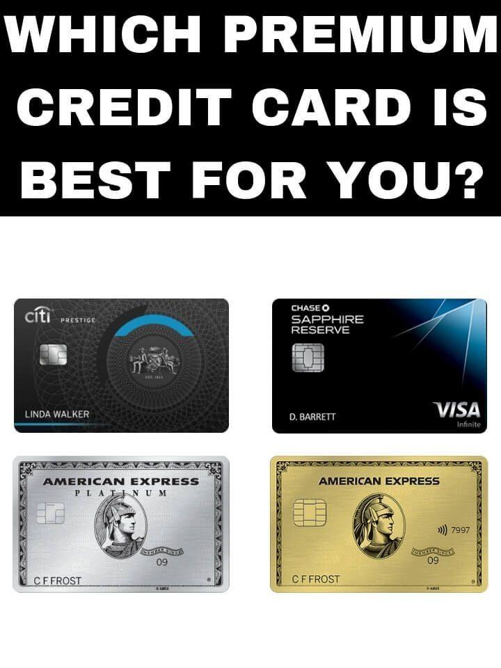 Best Premium Credit Cards Rewards Credit Cards Best Credit