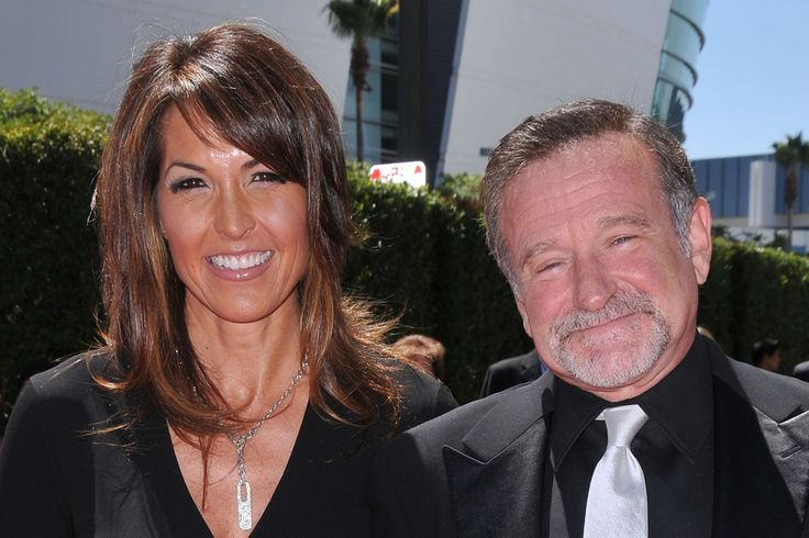 Robin Williams Wife in Bikini | Robin Williams wife Susan Schneider pays loving tribute to 'my husband ...