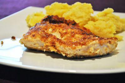 Küchenzaubereien: Bayerische Schnitzel mit Brezen-Panade und hausgemachtem Kartoffelsalat