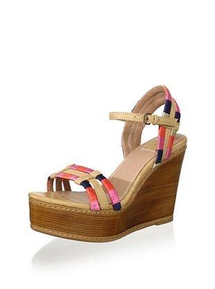 70% OFF Ella Moss Women's Ryann Sandal (Caramel)