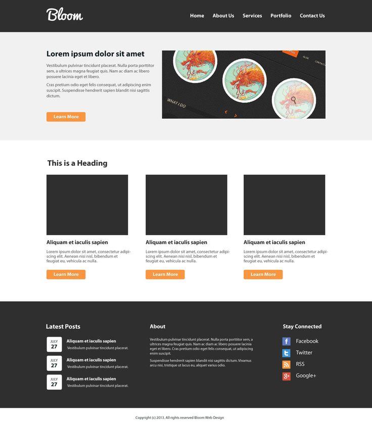 16 best webdesign layout tutorials images on Pinterest   Design ...