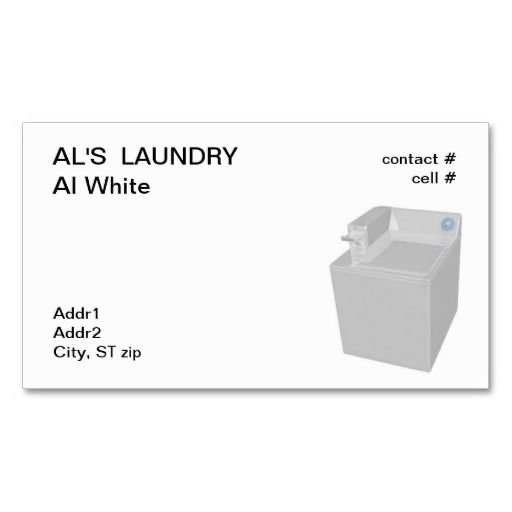 17 best ideas about coin operated laundry coin coin operated washing machine business card