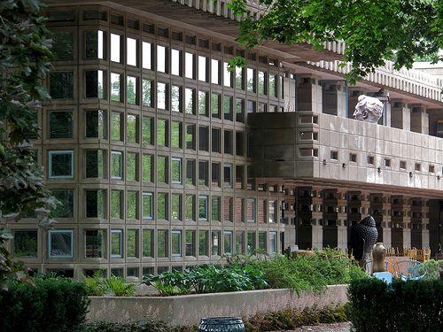 Les 56 meilleures images du tableau architecture entre - Architecture organique frank lloyd wright ...