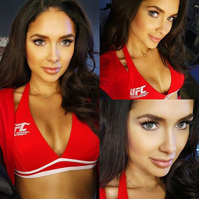 beautiful dollface mash-up of Jamillette Gaxiola, NEW! Mexican-Cuban #UFC ring card girl : if you love #MMA, you'll love the #MixedMartialArts inspired fashion at CageCult: http://cagecult.com/mma