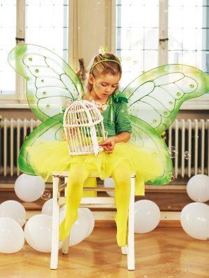 Schnittmuster: Schmetterling - Rock - Flügel - Kinderkostüme - Fasching - burda style