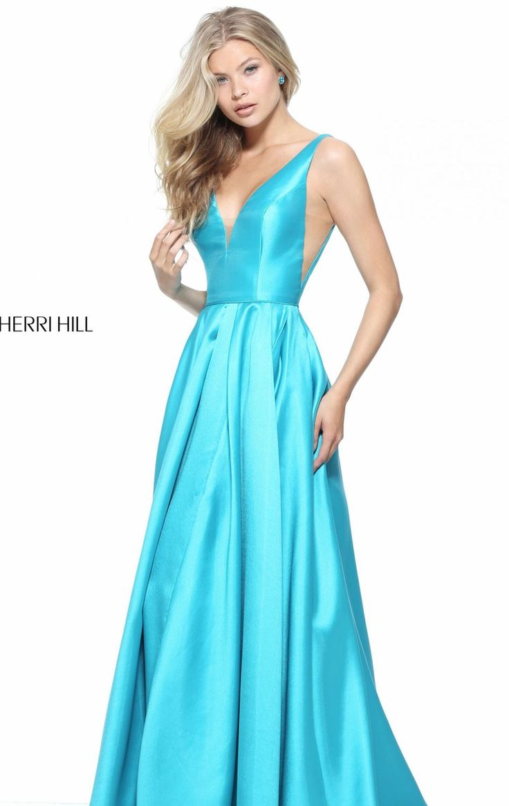 92 best dresses images on Pinterest | Prom dresses, Sherri hill and ...