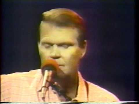Glen Campbell & Jimmy Webb   GALVESTON. A very interesting slowed down version of this classic, which packs more of an emotional punch ( according to the interview, the way Jimmy Webb originally wanted it sung)