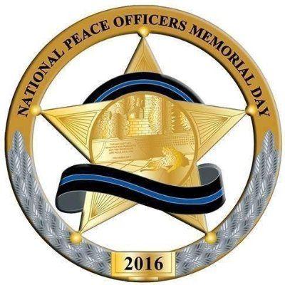 police memorial day 2016