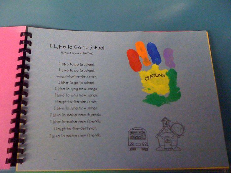 Handprint Art Book 1