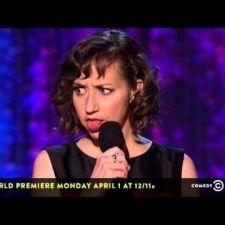 Kristen Schaal on Comedy Central