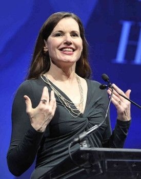 "Virginia Elizabeth Davis, more popularly known for her screen name ""Geena Davis,"" is an actress, producer, writer, Olympic archer, and philanthropist most known for her roles in movies, such as ""Stuart Little,"" ""A League of Their Own,"" ""The Accidental Tourist,"" ""Beetlejuice,"" and ""Thelma and Louise."""