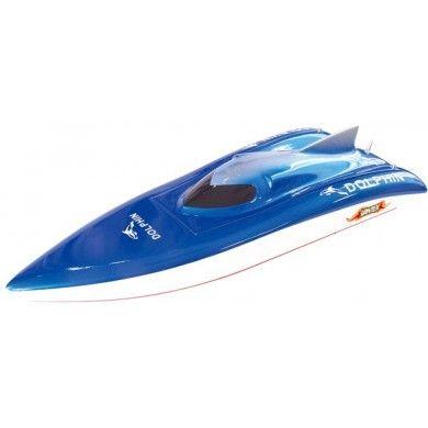 Zdalnie sterowana motorówka Dolphin 550BP RTR produkt firmy GPX Extreme, czyli cenionego producenta modeli zdalnie sterowanych. W tym konkretnym modelu na uwagę zasługuje na pewno bardzo ciekawa linia kadłuba, jest ona niespotykanie fajnie zarysowana. Opis, dane techniczne, komentarze oraz film Video znajdziesz na naszej stronie, nie zapomnij skomentować:)