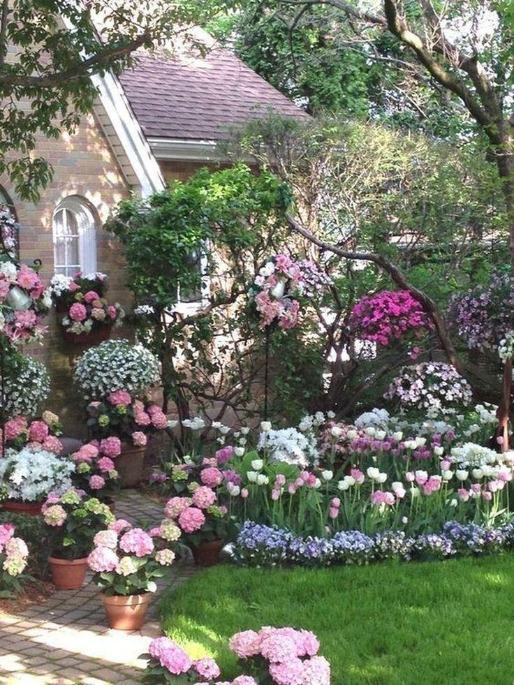 43 Beautiful Garden Decorating Ideas – Gardens & Gardening