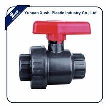 XUSHI Agricultura irrigação sprinklers jardim válvula de união de tubos de plástico PVC único