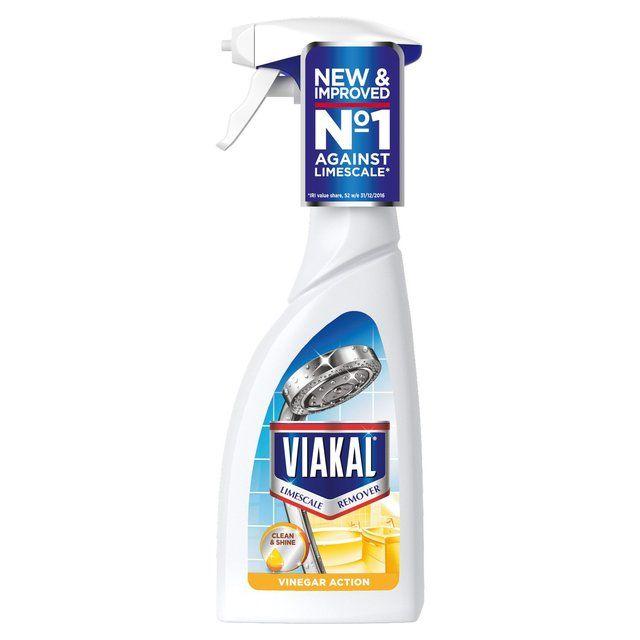 Viakal Vinegar Limescale Remover Spray Ocado In 2020 Cleaning Spray Febreze