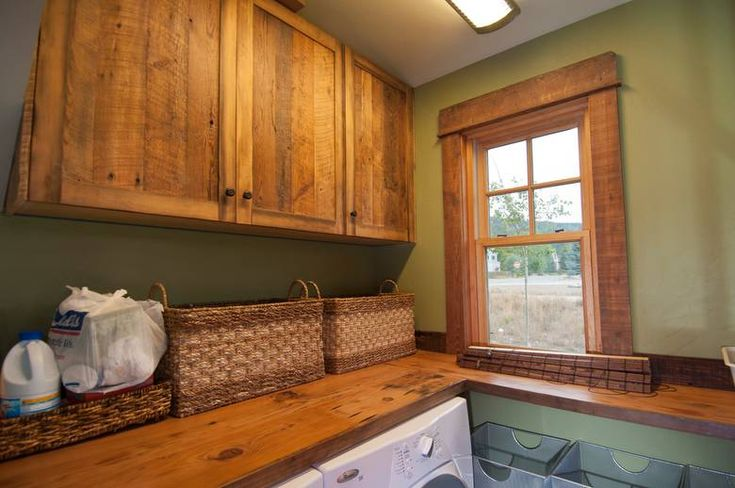 interior board and batton trim | Photoset #3442 - Interior Barnwood, Hand-Hewn Timbers, and DF ...
