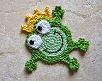 Resultado de imagen para gorros tejidos de rana