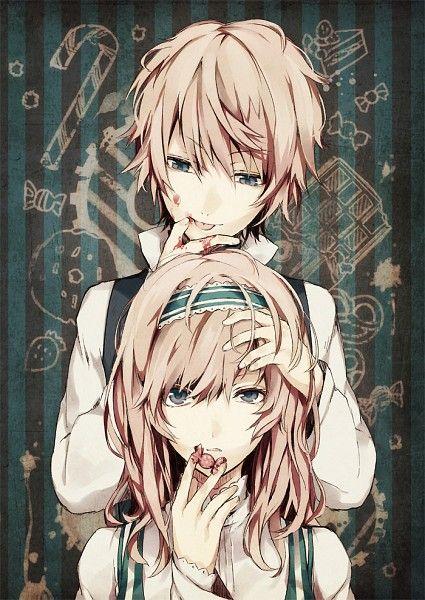 Tags: Anime, Original, Pixiv, Gretel, Hansel and Gretel