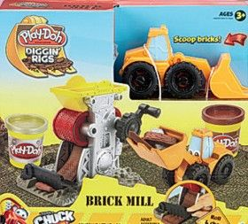 Diggin' Rigs Play-Doh Pack