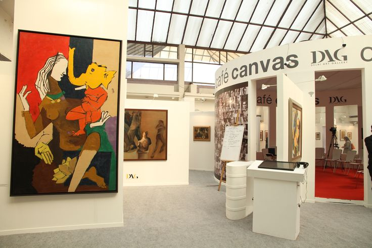 Delhi Art Gallery is pleased to participate in the 2015 edition of India Art Fair. In a sprawling space of 11000 sq ft., featuring over a thousand significant works of Indian modern art in a range of themes, regions, idioms, styles and genres exhibiting a comprehensive, representative view of the progress and catalysts in Indian modernism.