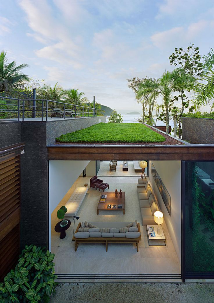 Good A Jungle Retreat In Brazilu0027s Atlantic Forest. House ArchitectureResidential  ... Gallery