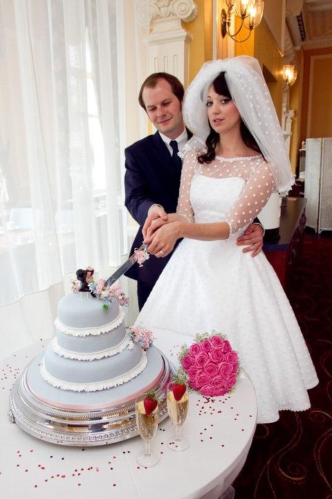 Candy Anthony wedding dress ~ gorgeous <3