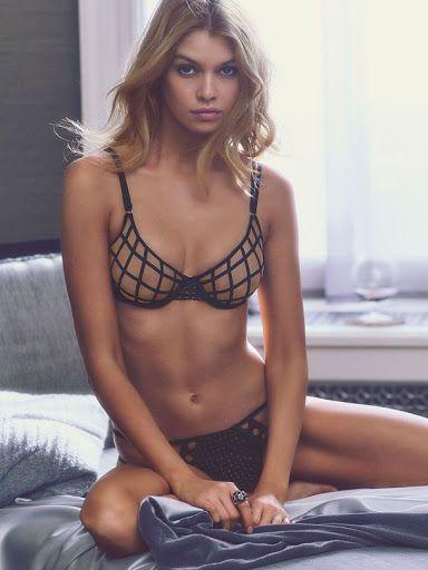 23d2e15bfe Stella Maxwell hot in Victoria s Secret sexy lingerie model photo shoot