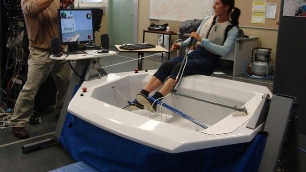 Sailing simulator found to help spinal cord injuries -  Published in the American Journal of Physical Medicine & Rehabilitation, findings show that using a hands-on sailing simulator over a 12-week period helped participants safely learn sailing skills in a controlled environment, ultimately improving their quality of life by gaining the ability to participate in a recreational sport.