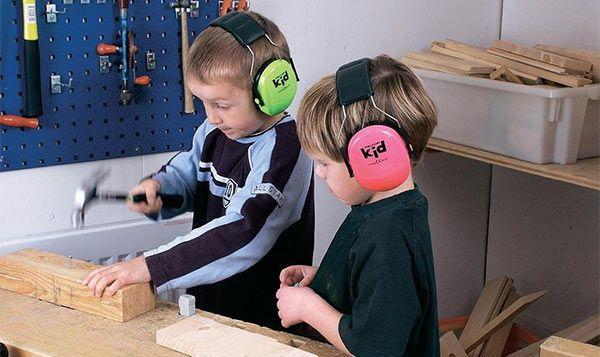 Lärmschutzkopfhörer für Kinder