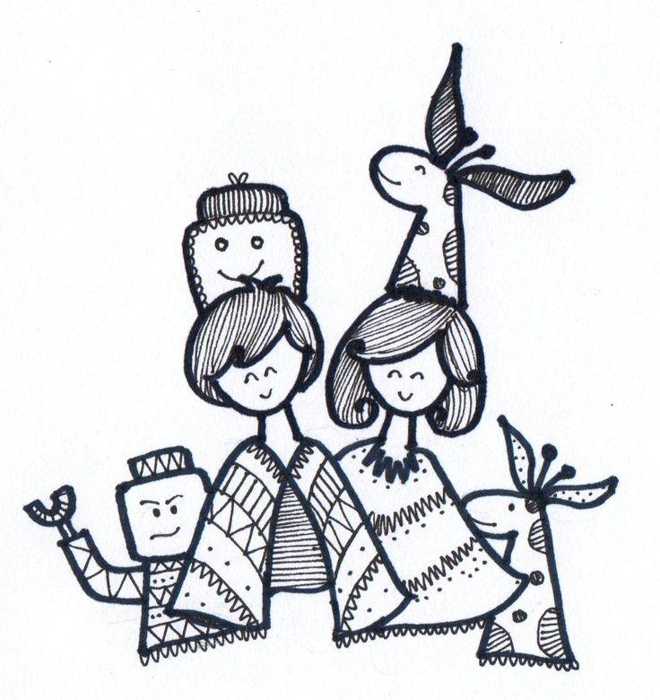 when lego meet giraffe  doodle ini dibuat untuk rayinda andrayani putri chandraprijana, sahabat paling oon  Lini Katahati - Gelak Tawa