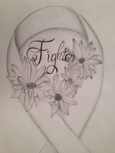 Tattoo of Endometriosis ! I really like this idea!