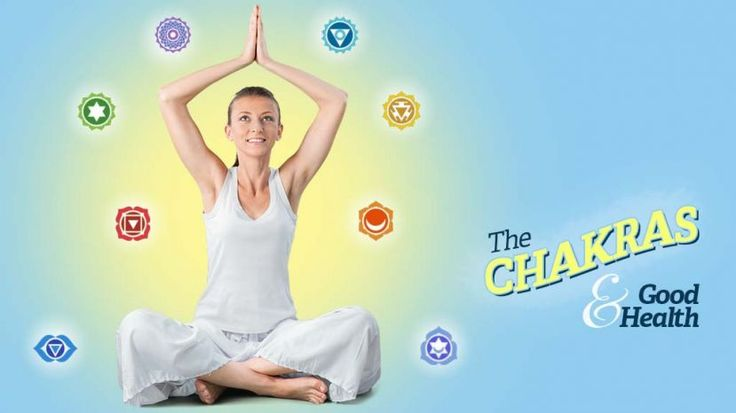 Chakras and Good Health