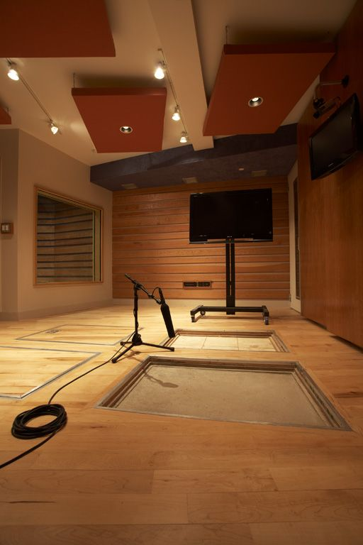 Best 25 recording studio design ideas on pinterest for Recording studio flooring