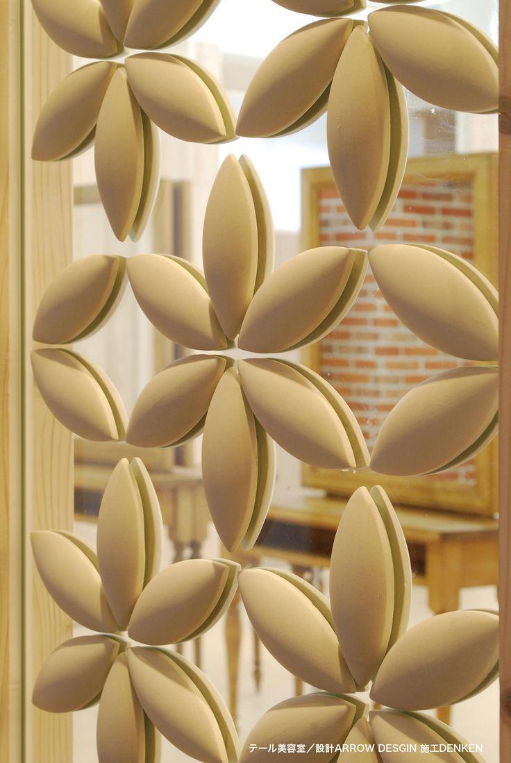 Flower circle in-situ by Kenzan