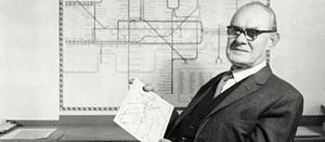 Henry Charles Beck (London, 4 June 1902 – 18 September 1974), known as Harry Beck, was an English technical draughtsman best known for creating the present London Underground Tube map in 1931. :: #Design1o1Redux