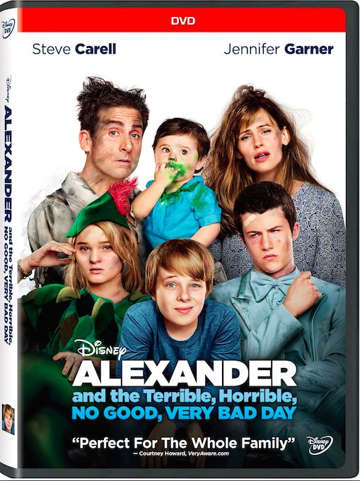 Alexander and the Terrible, Horrible, No Good, Very Bad Day: Family Movie Night