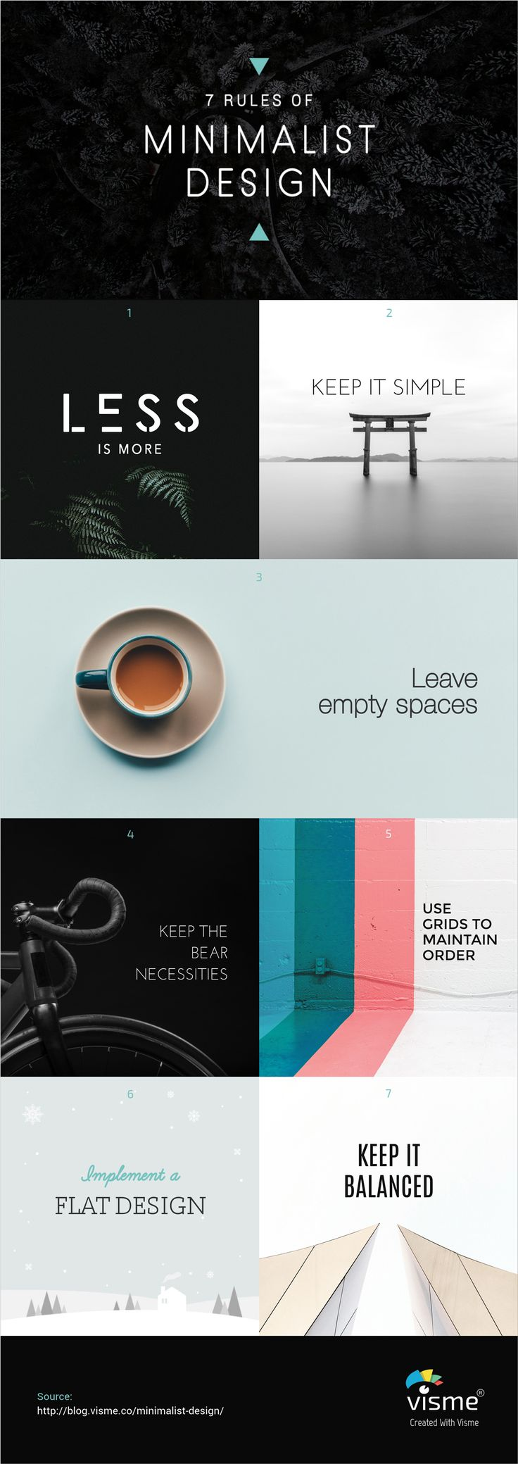 optimal resume login%0A The Key Rules of Minimalist Graphic Design