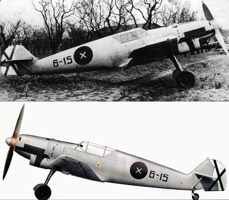 Messerschmitt Bf 109B1 2.J88 Legion Condor 6x15 Otto Polenz Bujaraloz Spain 1937