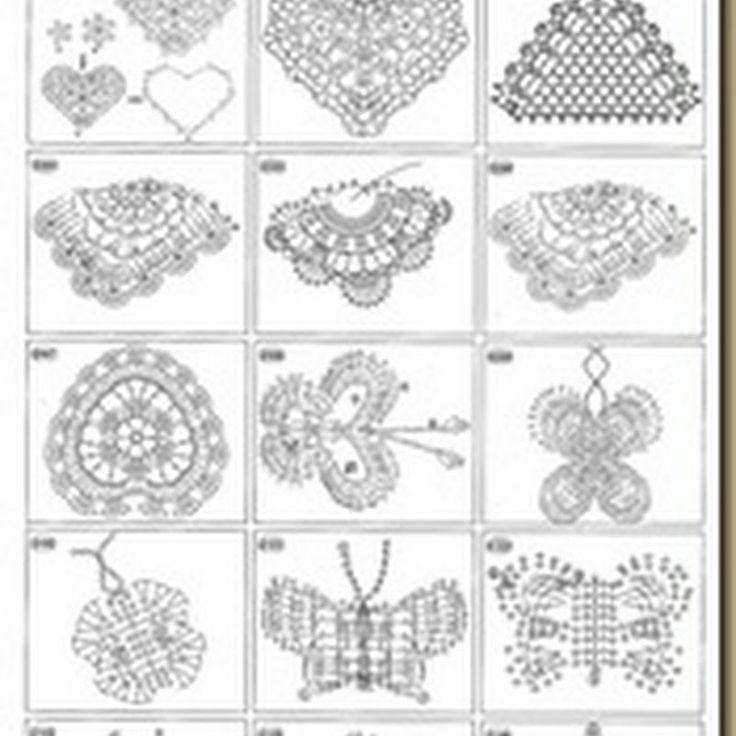 Mejores 65 imágenes de ganchillo en Pinterest | Patrones de ...