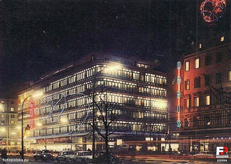 Lata 1965-1975 , CDT nocą