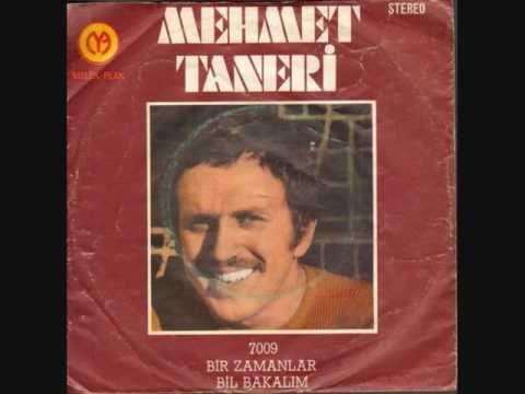 Mehmet Taneri- Bir Zamanlar (Orijinal Plak Kayıt)