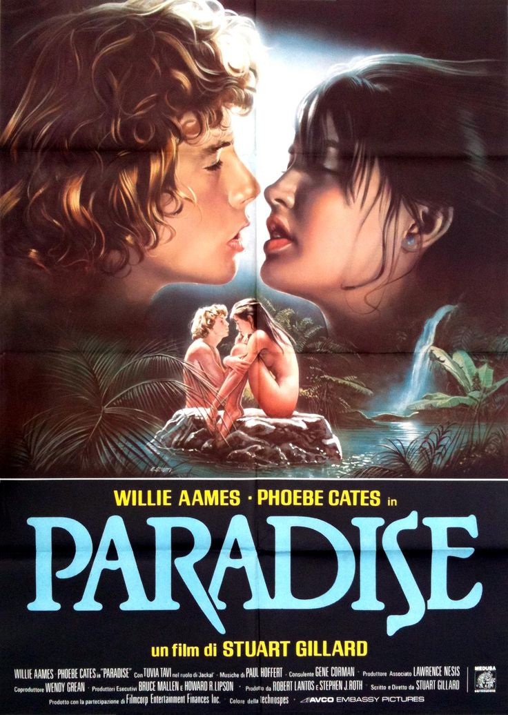 Busty island movie paradise