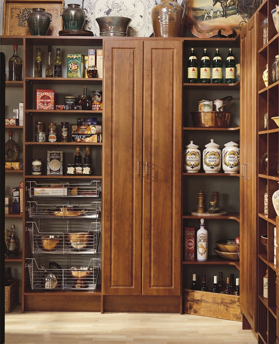 36 best pantries alacenas images on pinterest pantries Pantry cabinet edmonton