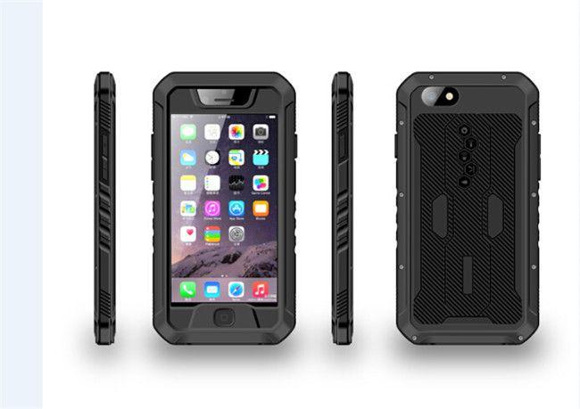 Cover in alluminio anodizzato iPhone6 waterproof...quella vera Technomariner