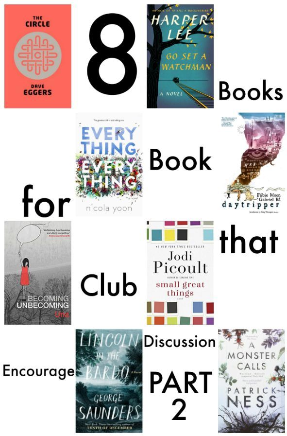 5039ca8be6d73 Several months ago, I gave some suggestions for books that encourage  discussion. Since that post, I've read several other books that would be  great for book ...