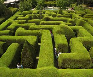 From royal amusements to historic puzzlers: these are the longest, largest, oldest and most spectacular mazes and labyrinths from around the world.