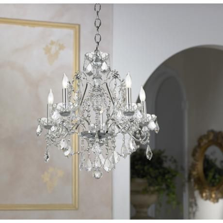 363 best Chandeliers, lamps and mirrors images on Pinterest ...